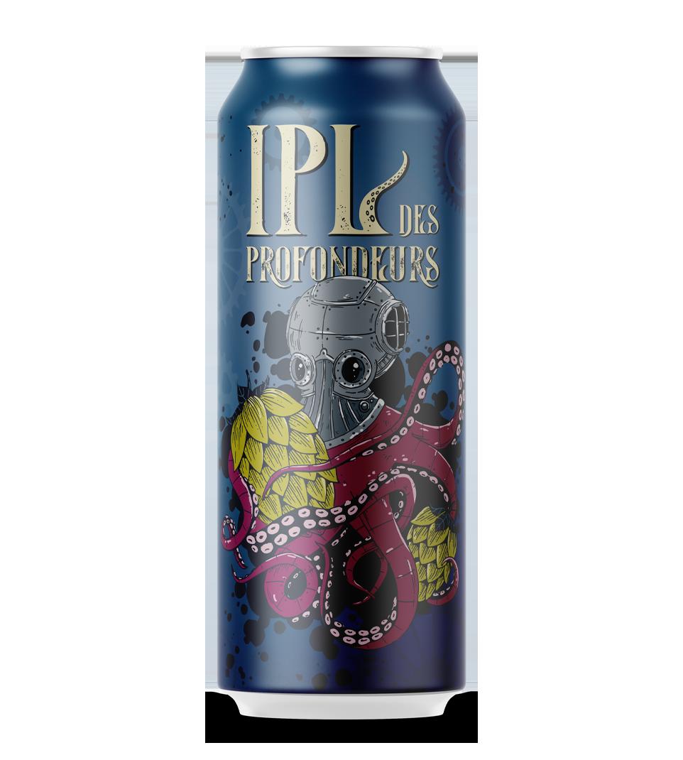 IPL des profondeurs en canette