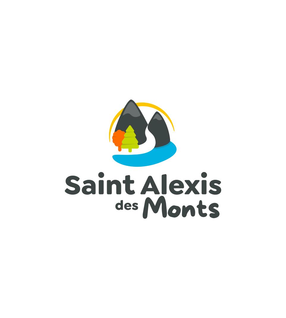 Logo de Saint-Alexis-des-Monts