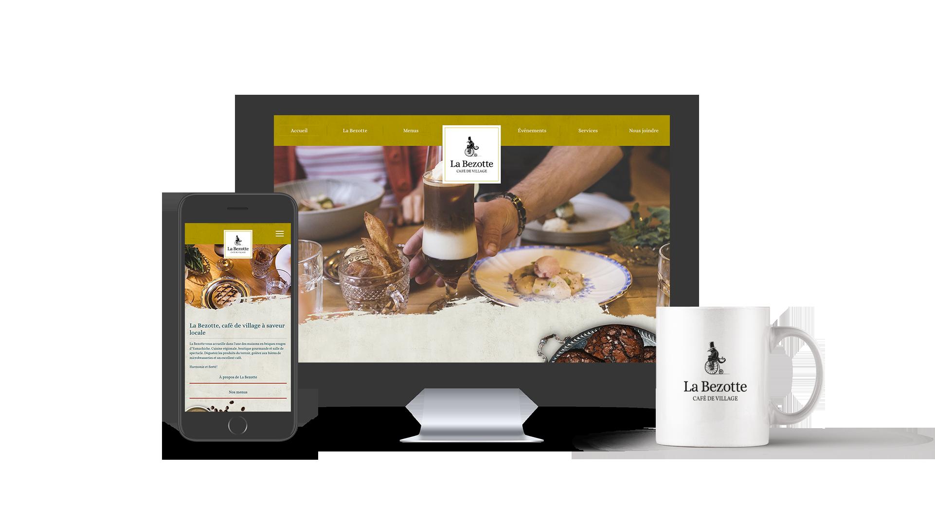 Site Web de la Bezotte