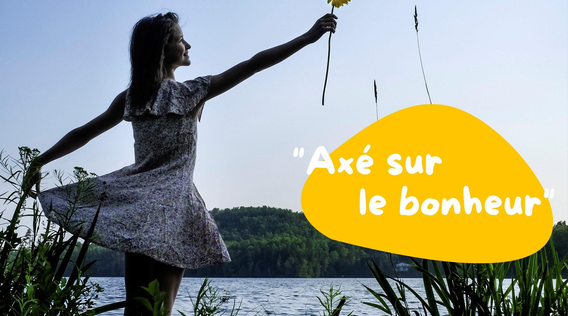 Slogan de Saint-Alexis-des-Monts