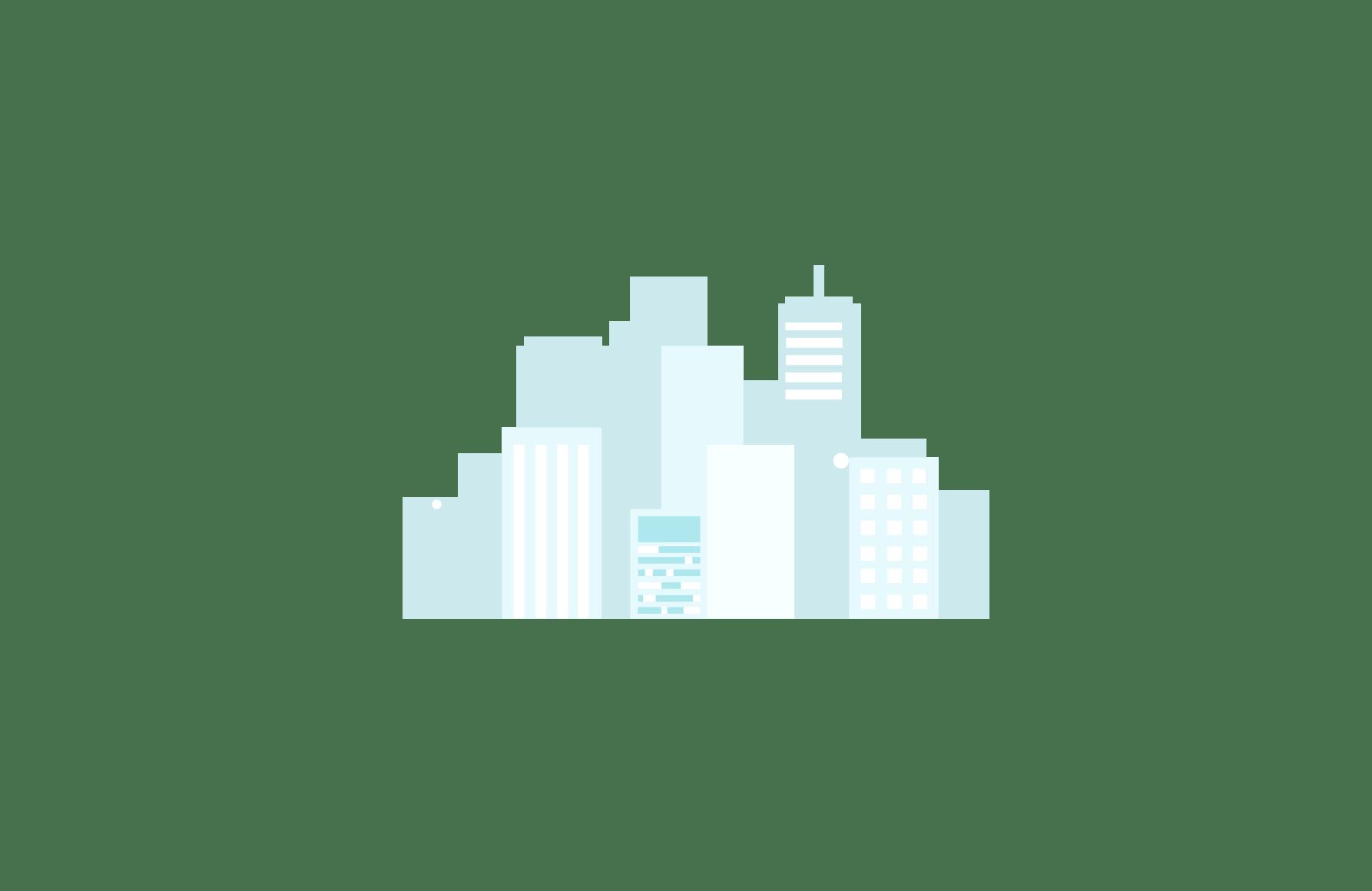 Illustration bâtiments aqcid